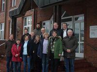 Die Pastoren und Mitarbeiter der Kirchengemeinde Hohenwestedt